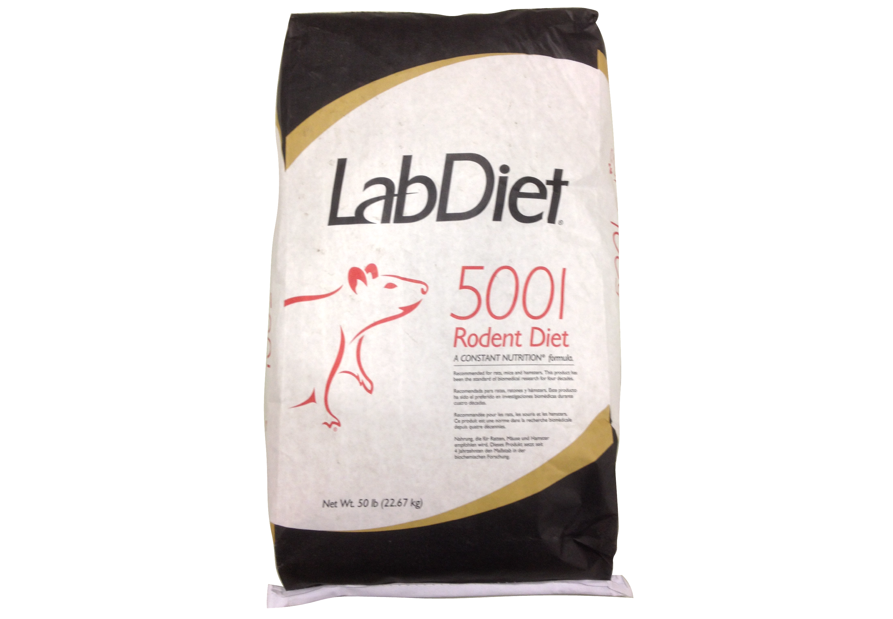 Alimento Lab Rodent Diet 5001