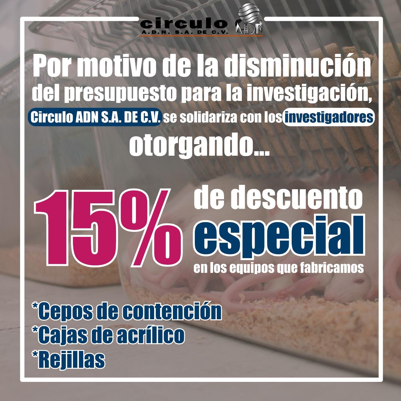 Promocion | CirculoADN