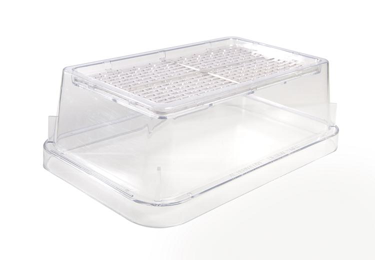 Tapa filtro ratón N10MBT policarbonato