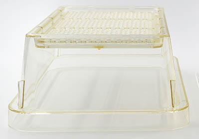 Tapa filtro ratón N10MBTPLF polisulfonato